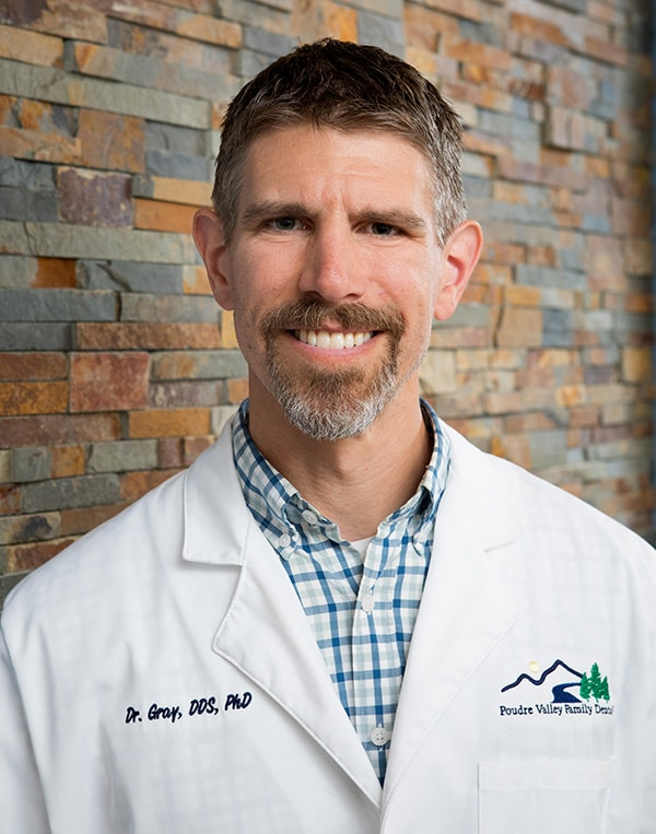 Dr. Richard Gray, DDS